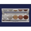 Metallique 5-color Palette